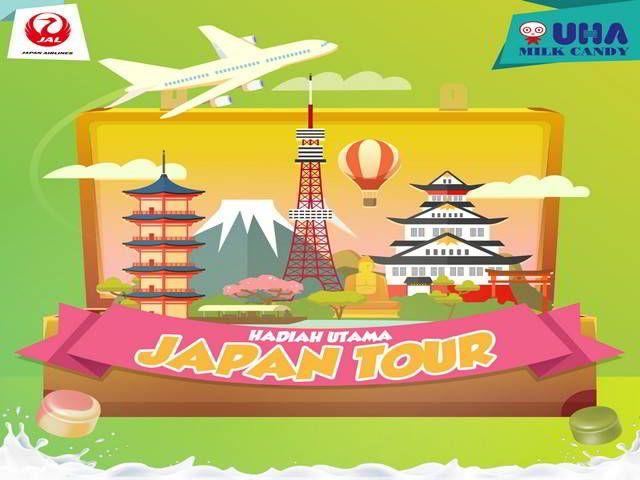 Promo Must Buy UHA Berhadiah Utama Japan Tour - UHA Mikakuto Indonesia mengadakan promo berhadiah paket liburan ke Jepang periode Mei 2016 sampai dengan
