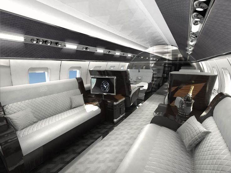 The Most Luxurious Private Jet Interior Designs 11 Mr Goodlife The Online Magazine For The