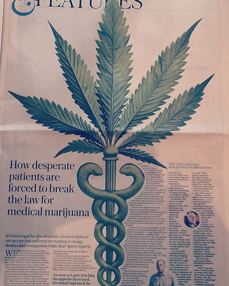 Very thorough article in today's Telegraph around CBD regulation in the uk, pa…