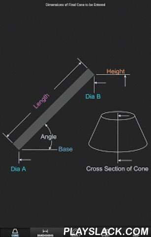 sheet metal cone template - 25 unique cone calculator ideas on pinterest cone