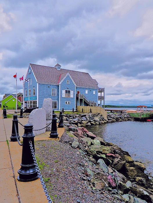 'The harbour town of Pictou is one of the largest communities on the Northumberland Shore.' Nova Scotia: the Bradt Guide www.bradtguides.com