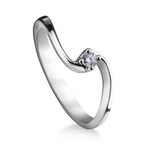 Inel de logodna cu diamant DR279