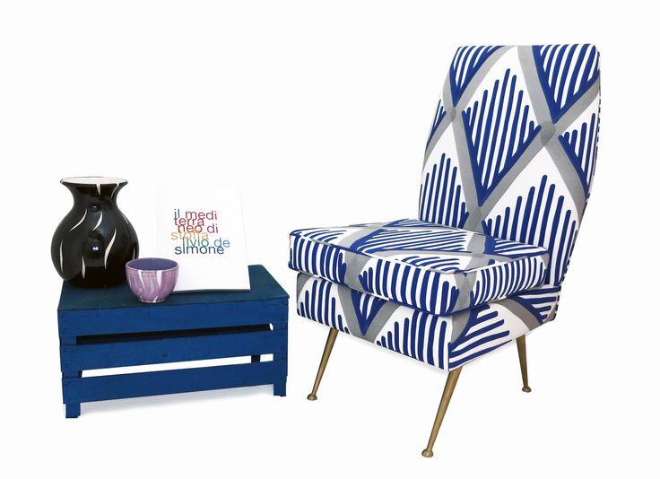 Life style LDS Armchair design Pettine
