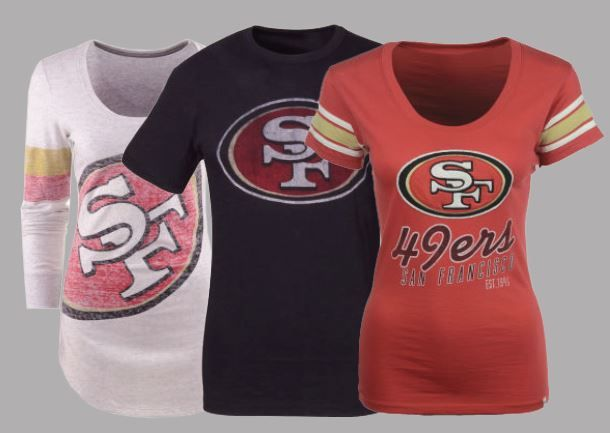 Locker Room by LIDS San Francisco #49ers #NFLFanStyle
