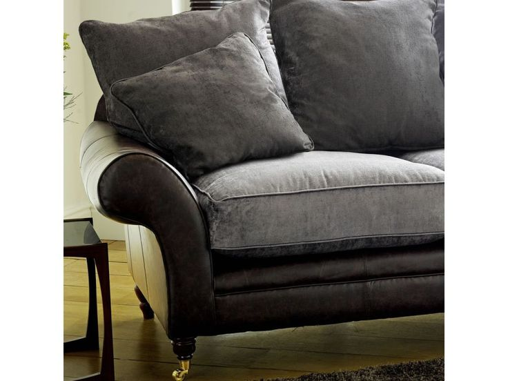 1000 Images About Mixing Leather And Fabric On Pinterest
