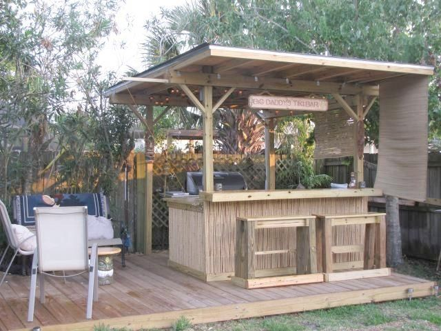Charming Outdoor Tiki Bar Ideas Best 25 Outdoor Tiki Bar Ideas On