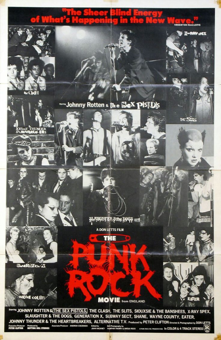 The Punk Rock Movie (1978)