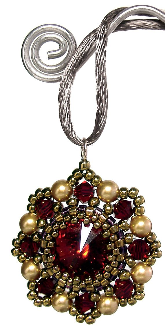 550 best Bead and/or Wire work images on Pinterest   Bead jewelry ...