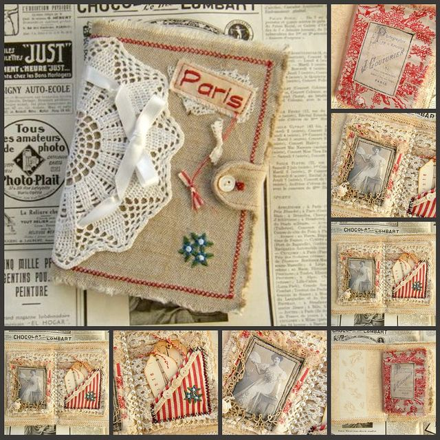 journal inspiration...very cool!