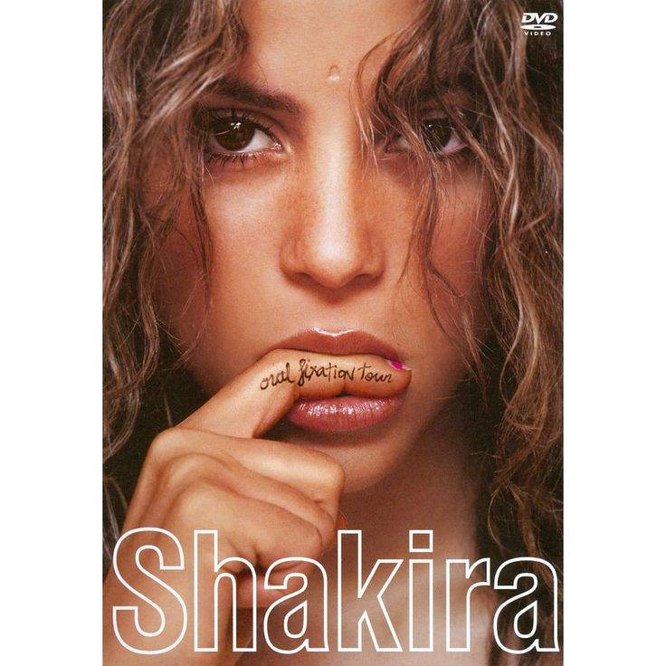 Shakira: Oral FIxation Tour [DVD/CD]