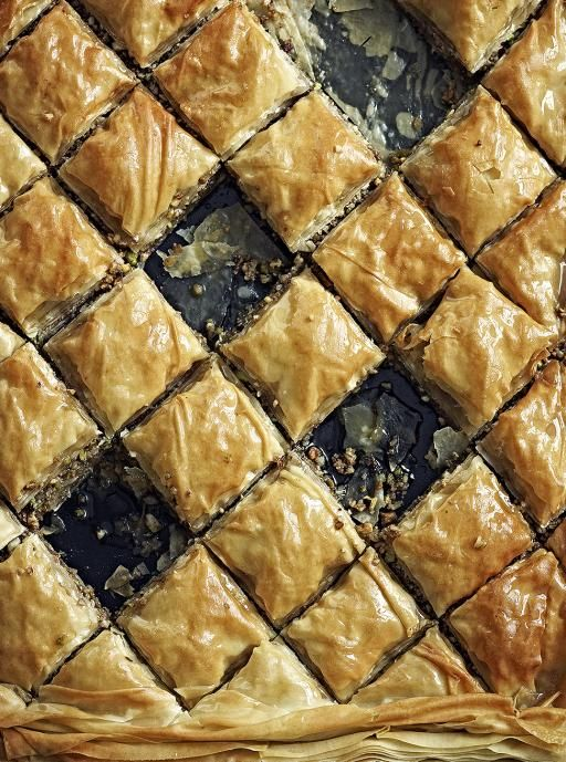 Mixed nut & honey baklava | Jamie Oliver | Food | Jamie Oliver (UK)