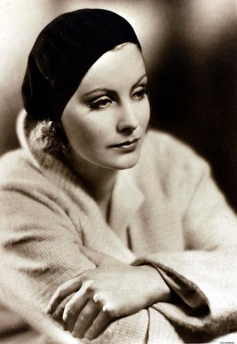 Greta Garbo #beret