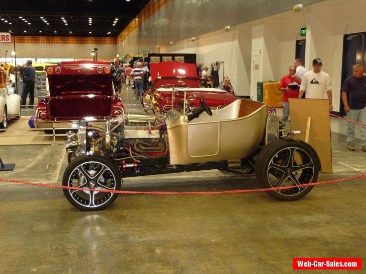 HotRod 23T Bucket Nissan V6 Turbo  #nissan #ford23pickup #forsale #australia
