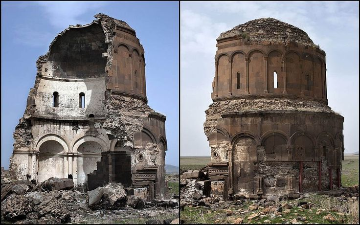 Ruined Churches of Ani Picture