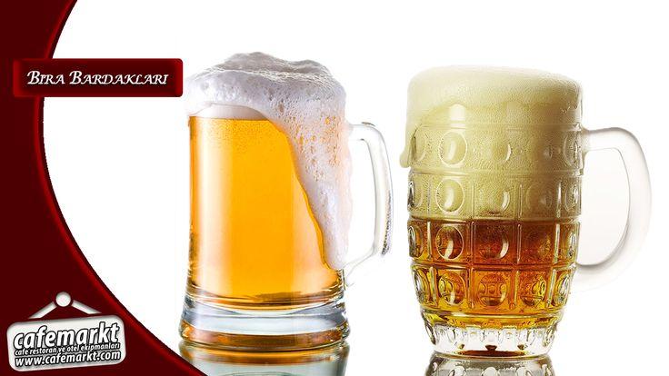 Kulplu ve kulpsuz çeşitleri ile bira servisi için tasarlanmış bardaklar için tıklayın. http://www.cafemarkt.com/bira #Cafemarkt #Bira #Bardak #BiraBardağı #Kadeh #BiraKadehi #Paşabahçe #Durobor #BarMazemeleri #BarEkipmanları