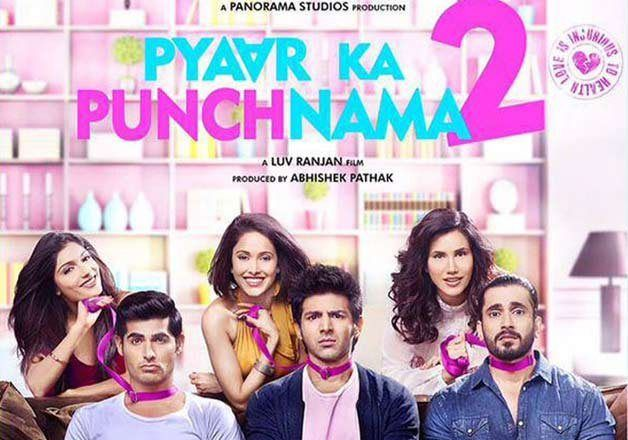 ' Pyaar Ka Punchnama 2 ′ makes record at the box office - Cine Newz