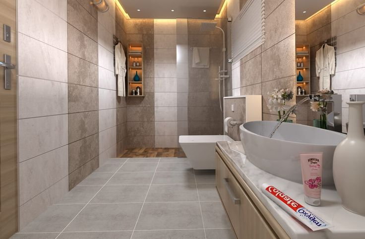Project Name | Bathroom design, Residential design, New ...