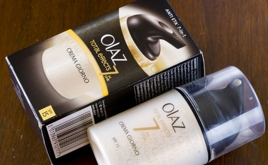Olay Total Effects Day Cream SPF 15