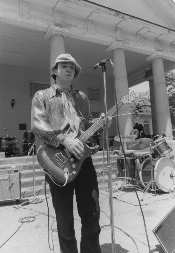 We are still a long way off from having that Stevie Ray Vaughan-Jimmie Vaughan tribute take root in Kiest Park, Dallas' first monument to the guitar greats from Oak Cliff.…