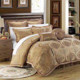 Hampton Hill Canovia Springs 9-pc. Comforter Set