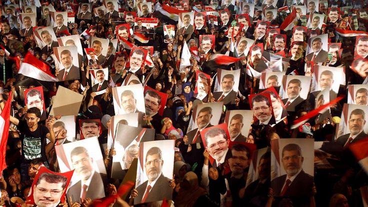 Egypt President Morsi Ousted, Under House Arrest