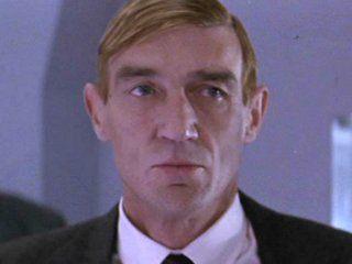 Derrick O'Connor - a perfect bad guy