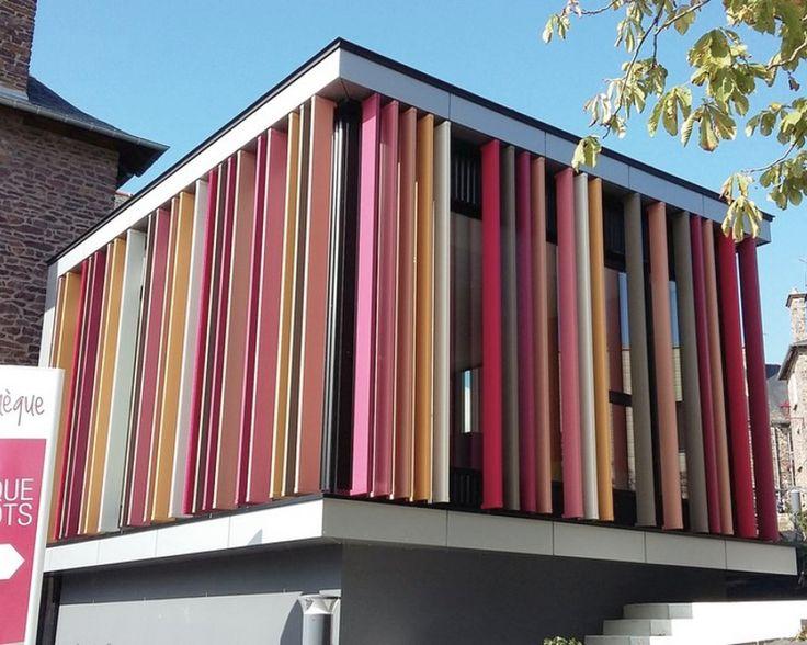 les 25 meilleures images du tableau brise soleil fixe et orientable lames rectangulaires sur. Black Bedroom Furniture Sets. Home Design Ideas