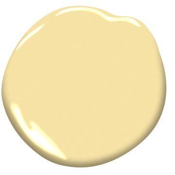 Hawthorne Yellow HC-4  | Benjamin Moore (Exterior)