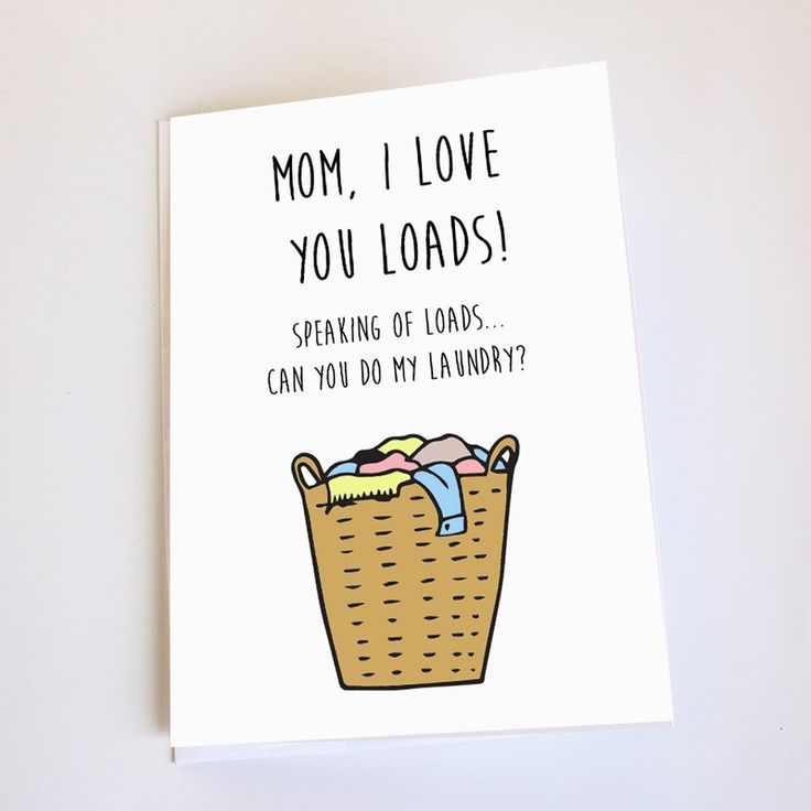 19 Funny Mother's Day Cards For 2016 That Are Sure To Make Your Mom Smile
