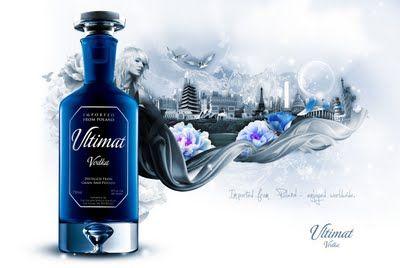 Neil Duerden: Ultimat Vodka