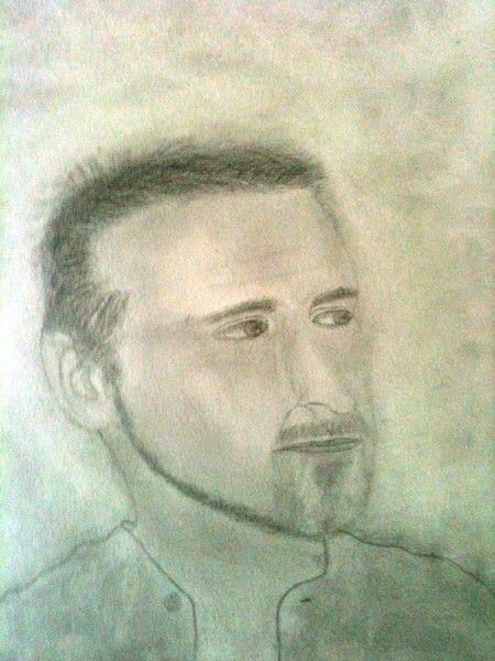 2ème portrait (moi)
