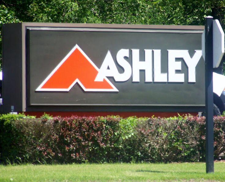 Ashley Furniture- world's largest furniture manufacturer located in Ecru, MS Pontotoc Co.  Photo - m. murphree Google Photos