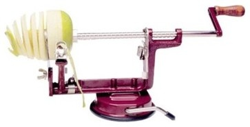 Back To Basics Apple And Potato Peeler - traditional - kitchen tools - Amazon