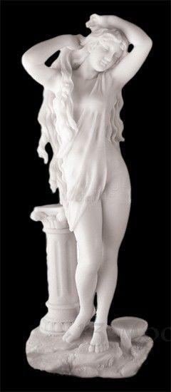 Aphrodite Statue in Marble