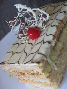 Napoleon - Mil Hojas ~ Pasteles de colores
