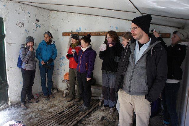 PAF na Islandu / 2. - 9. 5. 2015 / lázně Seljavellir / projekce Jiné vize / www.pifpaf.cz/cs/paf-na-islandu / foto: Nela Klajbanová