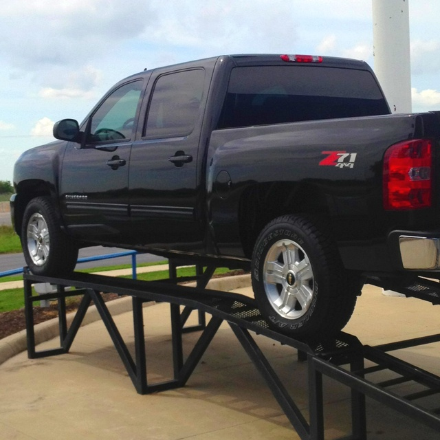 """2011 #chevy #silverado 150"""" 4x4 only 11 thousand miles. Awesome Truck"""