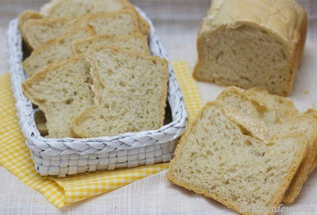 Pan estilo chapata en panificadora | La cocina perfecta