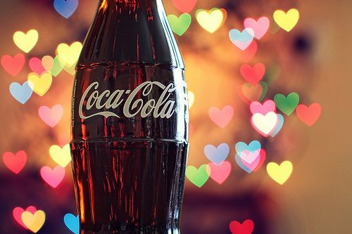 .: Coca Cola, Heart, Coke, Food, Cocacola, Things, Photo