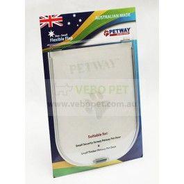 Replacement Flexible Door Flap for Petway pet door