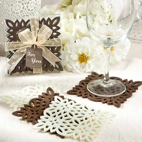 Coaster Favors Include Wedding And Photo Glass Wood Cork Coasters Are Suitable For Celebrations
