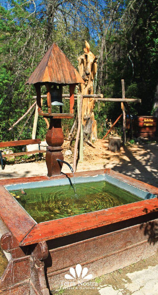 ¿Sabías la historia de este bebedor a mitad de camino  yendo hacia La Cascada? Cabañas Terra Nostra La Cumbrecita en Córdoba #TerraNostra #Travel #Trip #Argentina #Cordoba #LaCumbrecita #Pin #Cabañas #Facebook -->> http://bit.ly/TerraNostra
