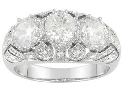 Titanic Jewelry Collection (Tm) Emily's Empyrean Ring Featuring Bella Luce (R)