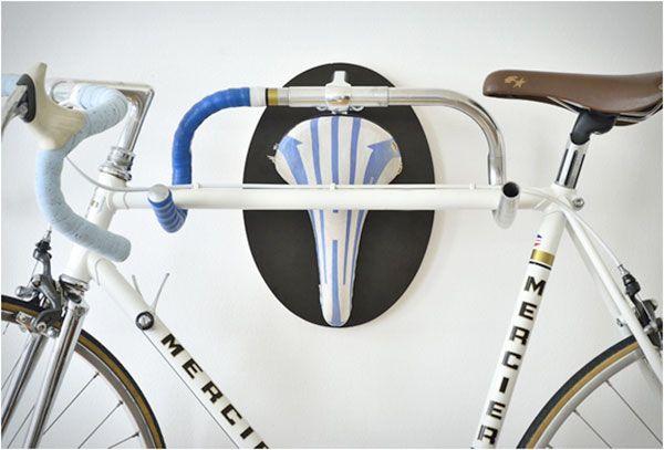 Aufwärtstrends Fetisch Fahrradständer - Deko-ideen