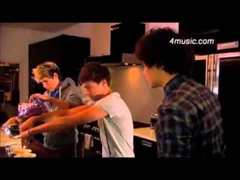 One Direction House Party- this always makes me smile :)