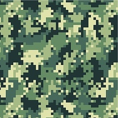 Digital Marpat Camo Design