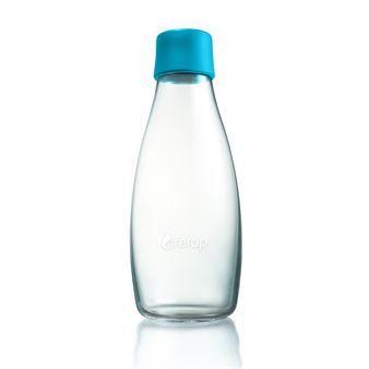 Retap vannflaske 0,5 l - blå - Retap
