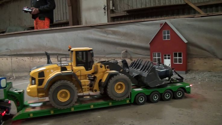 Rc Truck ( Truck meeting in Durup 20-05-2017 part 1)