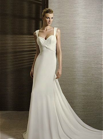 White One tandem dress