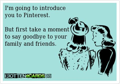 """I was innocently having a coffee with a friend one day and she introduced me to this thing called pinterest... """"I guess that could be interesting?"""" I thought...famous last words"""